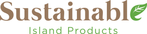 Sustainable Island Products Logo Color